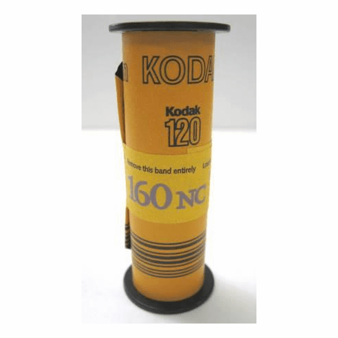 Kodak Portra 160NC Half Size Rolls Outdated Special Rolls