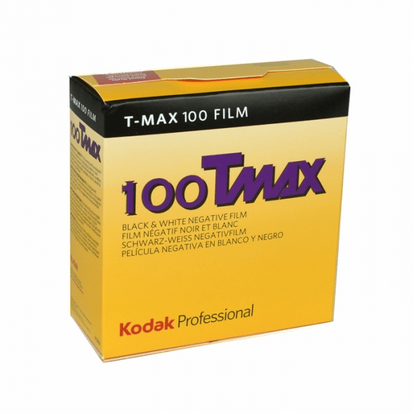 Kodak T-Max 100 TMX 35mm x 100 Ft. Roll