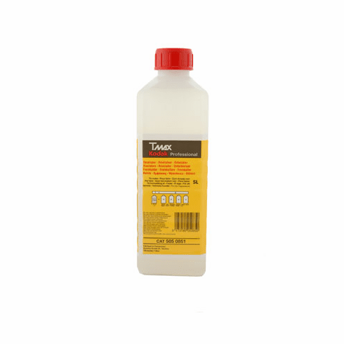 Kodak TMAX Liquid Film Developer Makes 5 Liters