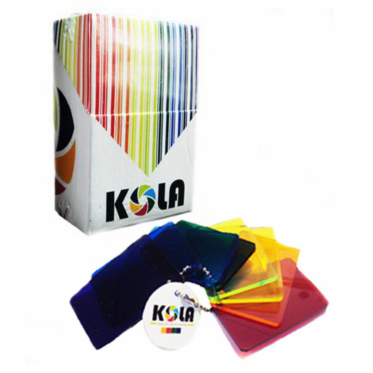Kola Manual Color Flash Filters