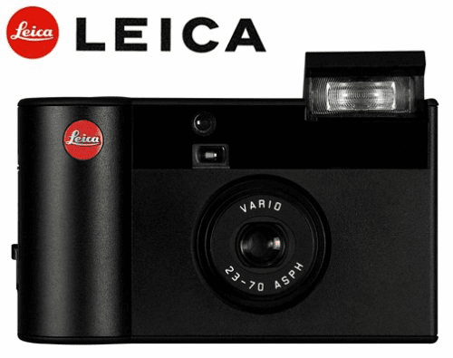 LEICA C11 w/ Vario 23-70mm ASPH, box, case, & manual Black - Used