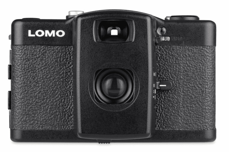 LOMO LC-A+ 35 mm Camera Outfit New Package