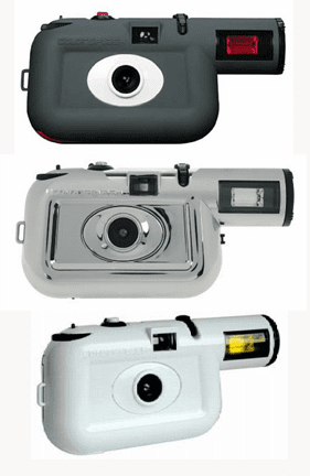 Lomographic Society Colorsplash Cameras