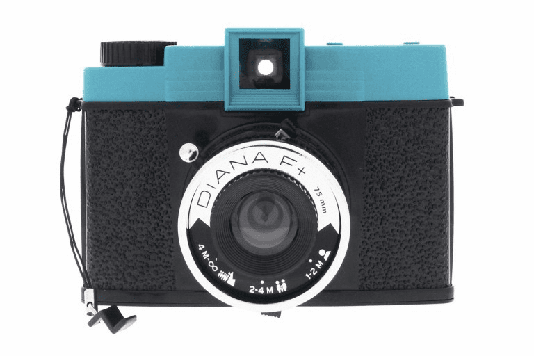 Lomographic Society Diana F+ 120 Camera without Flash (Camera Only)