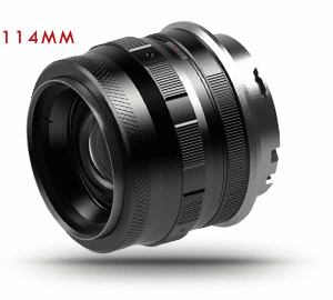 Lomography Belairgon 114mm f/8 Glass Lens for Belair X 6-12 Camera