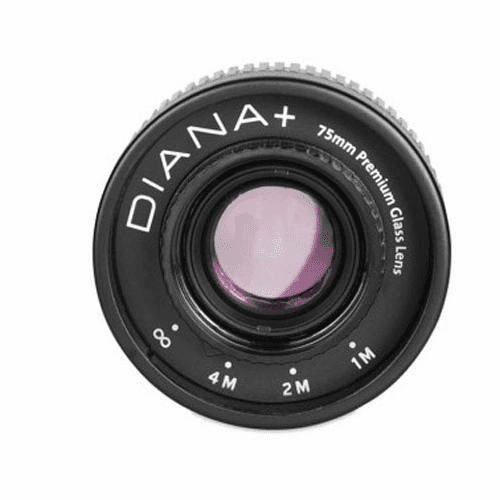 Lomography Diana+ 75mm Premium Glass Lens