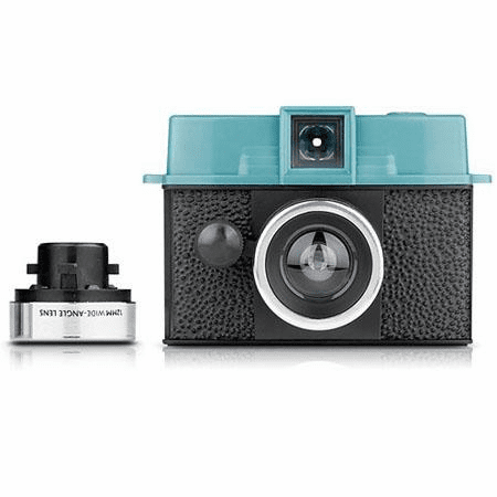 Lomography Diana Baby 110 Camera with 24mm and 12mm Lens Kit