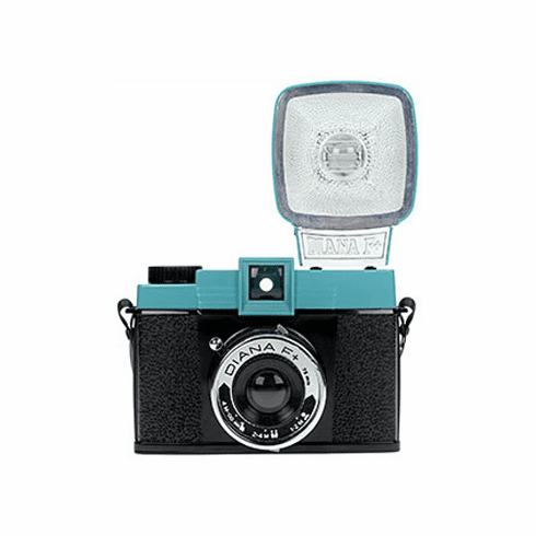 Lomography Diana F+ 120 Camera with Flash
