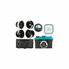 Lomography Diana F+ Accessories Lens, Flash, Backs, and Kits