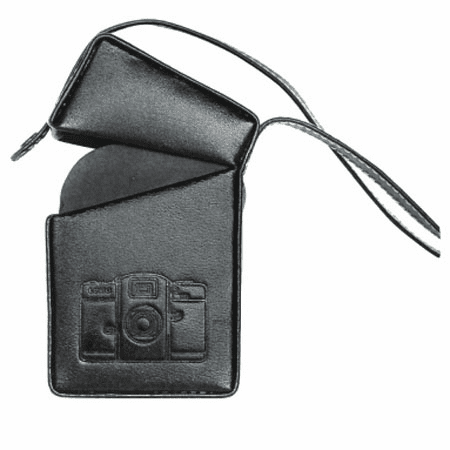 Lomography Fine Grain Black Leather Case for the Lomo LC-A