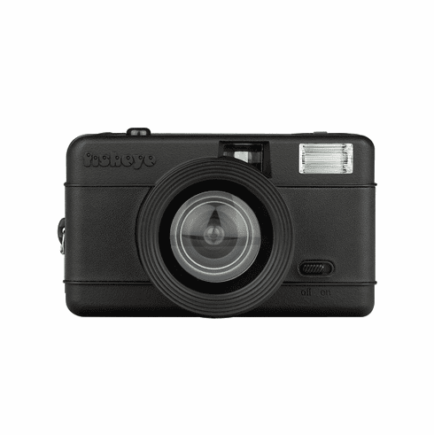 Lomography Fisheye Camera ALL Black