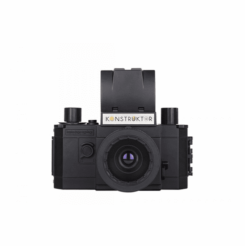 Lomography Konstruktor Do-It-Yourself 35mm Film SLR Camera Kit