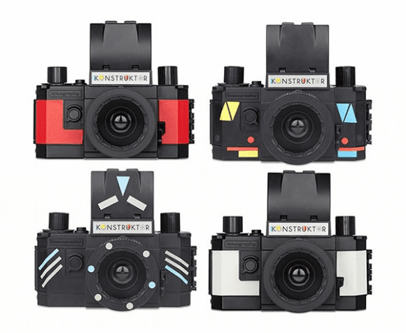 Lomography Konstruktor Do-It-Yourself 35mm Film SLR Camera Series