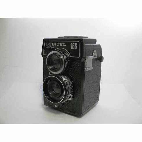 Lomography Lubitel 166 Universal Medium Format TLR Film Camera -Used