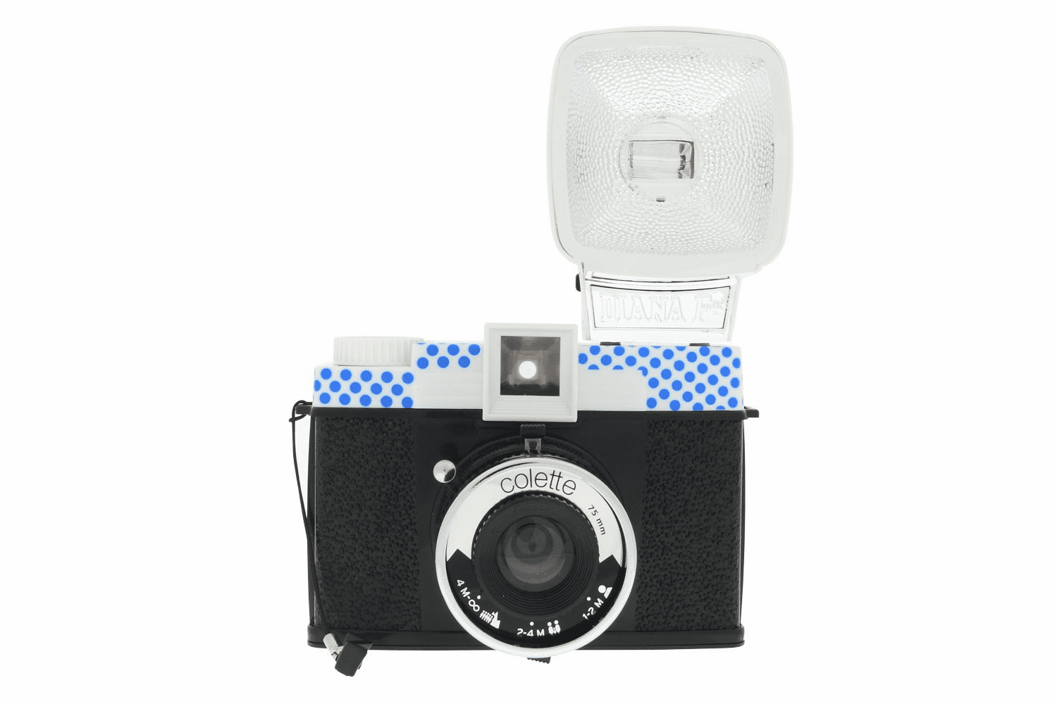 Lomography Special Edition Diana F+ Colette W/Flash