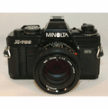 Minolta X-700 Ultimate Outfit 50mm 1.4 Lens, Power Grip 2, MD1, 360PX, Cables - Used