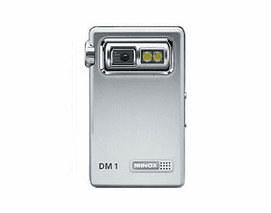 "Minox DM-1 3.2 MP ""nine in one"" Digital Camera Camcorder"