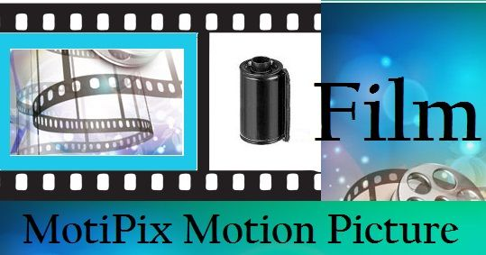 Ultrafine MotiPix Motion Picture Film Stocks for Still Cameras (ECN-2 Process)