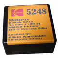 MotiPix Vintage Kodak 5248 35 mm x 100 Ft. Motion Picture ECN-2 Process Film 100T