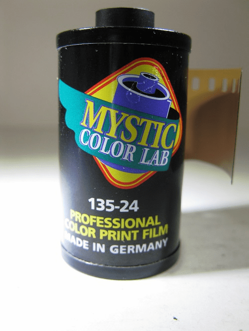 Mystic Color Print Film 200 35mm x 24 Exp - Expired Film Day Every Day