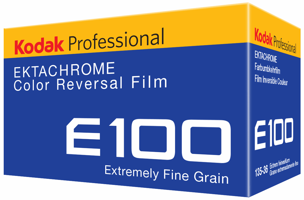 NEW KODAK Ektachrome e100 Film for Color Slides for 35 mm x 36 Exp