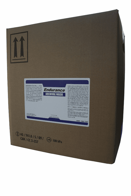 NEW Ultrafine Endurance Archival Wash