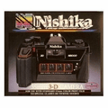 Nishika N8000 35mm 3-D Camera Quadra Lens System