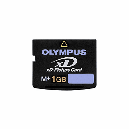 Olympus M+ 1 GB xD-PictureCard Flash Memory Card