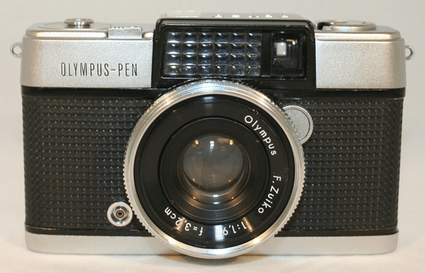 Olympus PEN-D Half Frame 35mm Camera - Used