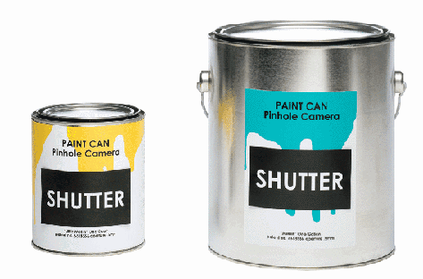 Paint Can Cameras