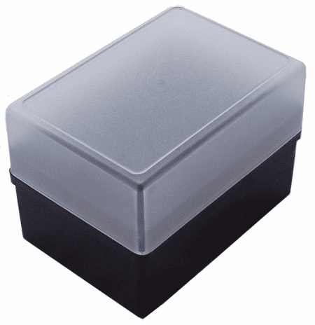 Plastic Slide Storage Box 40