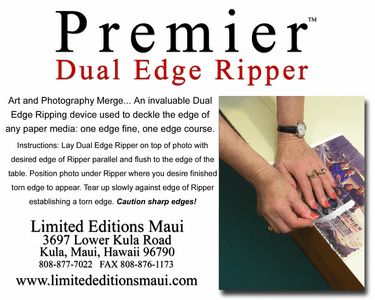 Premier Imaging Products PremierArt™ Deckle Dual Edge Ripper