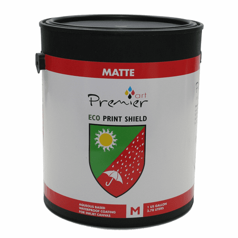 PremierArt™ ECO Printshield Matte - 1 Gallon