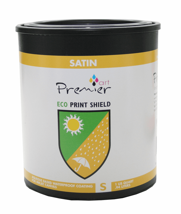 PremierArt™ ECO Printshield Satin - 1 Quart