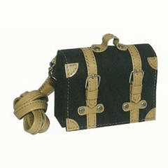 Prime Nakamura Travel Mini trunk type camera Pouch