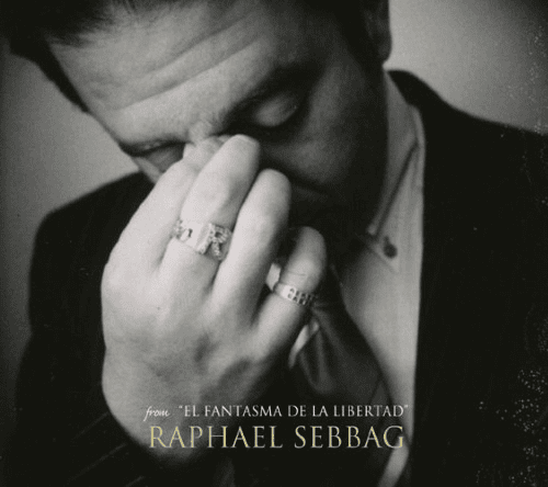 Raphael Sebbag from El Fantasma De La Libertad Superheadz Audio CD EP Cuba