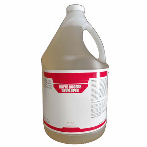 Rapid Access Developer Concentrate 1 Gal. (makes 5 gallons)