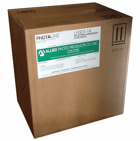 Rapid Access Developer Concentrate 5 Gal. (makes 25 gallons)