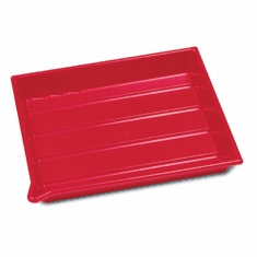 RED 8 x 10 Deluxe Developing Tray