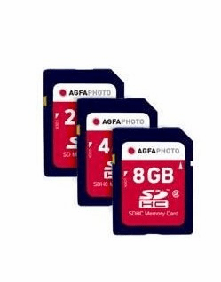 Secure Digital SD Digital Memory Cards