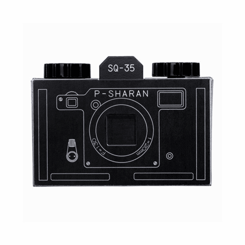 Sharan SQ35 35mm Pinhole Camera Kit