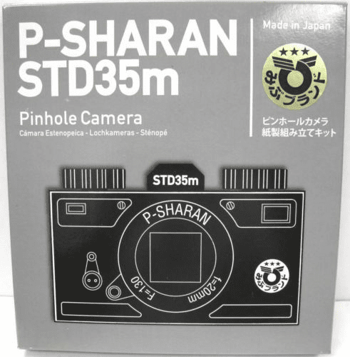 Sharan STD-35m Pinhole 35mm Camera Kit