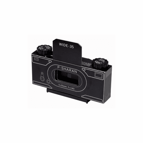 Sharan SW35 35mm Panoramic Pinhole Camera Kit