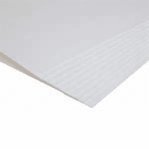 "Single Weight Mount Board White Both Sides 8"" x 10"" / 100"