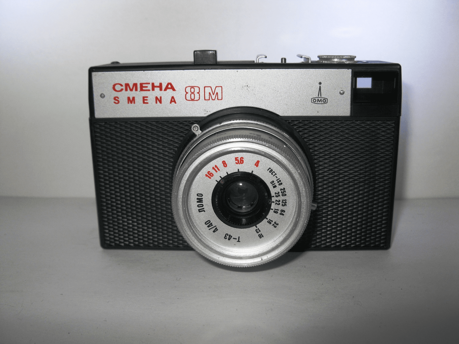 Smena 8M (Смена-8M) Lomo 35mm Camera Cult Classic