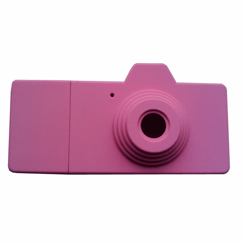 Snap Eazzzy Tickled Pink USB Digital Camera