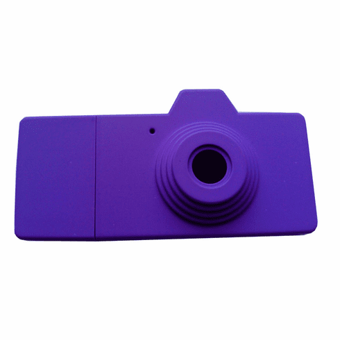 Snap Eazzzy Ultra Violet USB Digital Camera