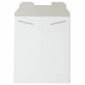 Storage and Mailing Envelopes- White Photo Mailers