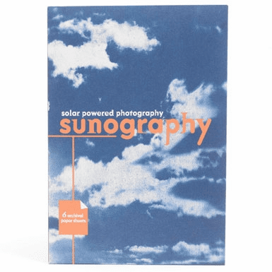 Sunography Solar Powered Photography Paper Historic Photo Process