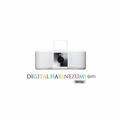 Superheadz Digital Harinezumi Guru - White - Special Edition